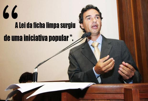 Marquinhos Trad diz que a população ficou frustrada com decisão do STF - Crédito: Foto : Giuliano Lopes