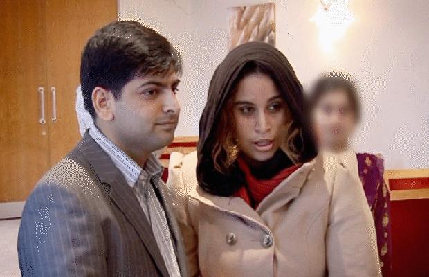 Casal que mal se conhece casa-se em Londres - Crédito: Foto: BBC