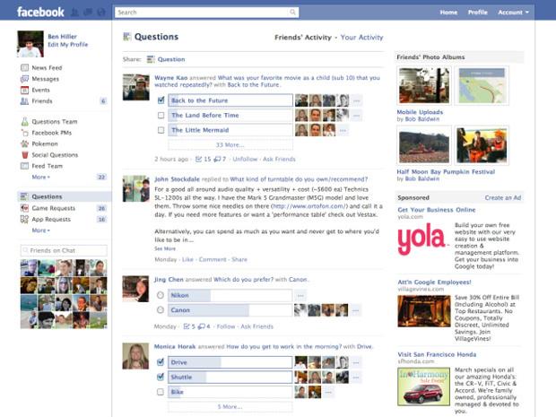 O Facebook anunciou nesta sexta-feira - Crédito: Foto: Reprodução/cnet