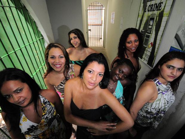 Sete das 12 candidatas ao título já estão no Recife - Crédito: Foto: Paulo Almeida/Seres/Divulgação