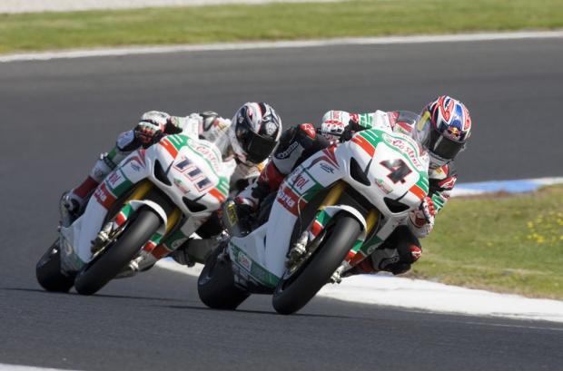 Jonathan Rea e Rubens Xaus disputam segunda etapa do Mundial de Superbike -
