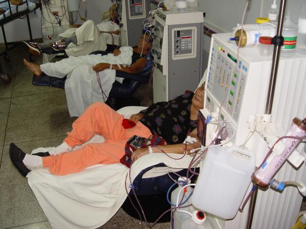 Pacientes amargam na fila do transplante enquanto órgãos vão para outros estados  Foto: Hédio Fazan       -