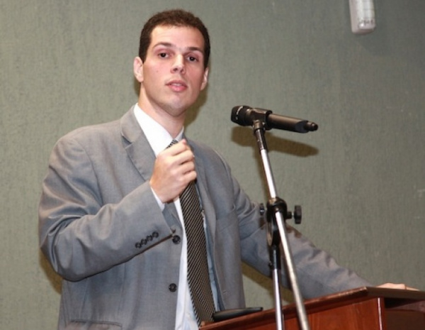 Advogado Rodrigo Lago, especialista em direito eleitoral Foto: div. -
