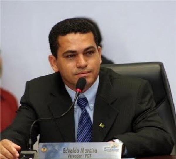 Vereador promete renunciar Foto: div. -
