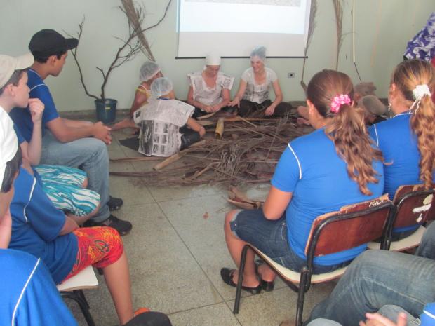 Teatro de Ciências Biológicas mostrou como seria um futuro sem água - Crédito: Foto: Divulgação/PROGRESSO