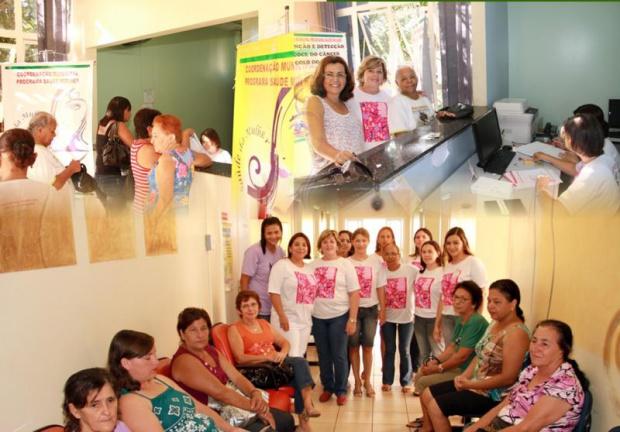 Dia D de exames preventivos aconteceu em Nova Andradina - Crédito: Foto : Natalho Cuer