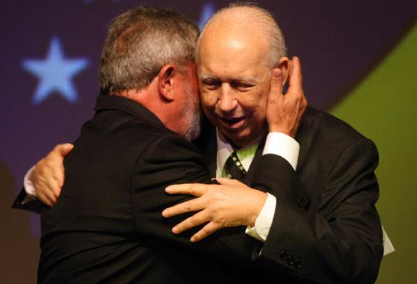 Ex-vice presidente, morreu na tarde desta terça-feira Foto: Agência Brasil -
