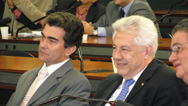 Marçal Filho é indicado como titular da Comissão Mista de Orçamento no Congresso - Crédito: Foto: Divulgação