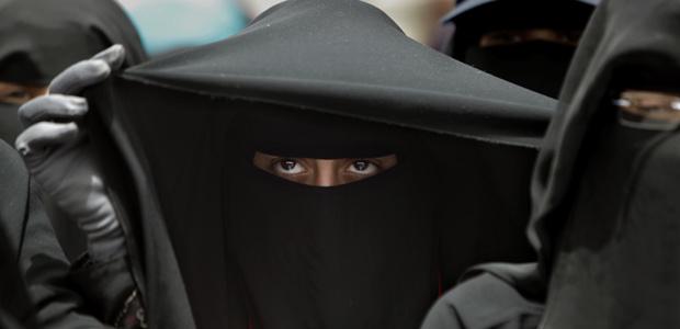 Mulheres protestam contra o governo do Iêmen nesta quarta-feira - Crédito: Foto: AP
