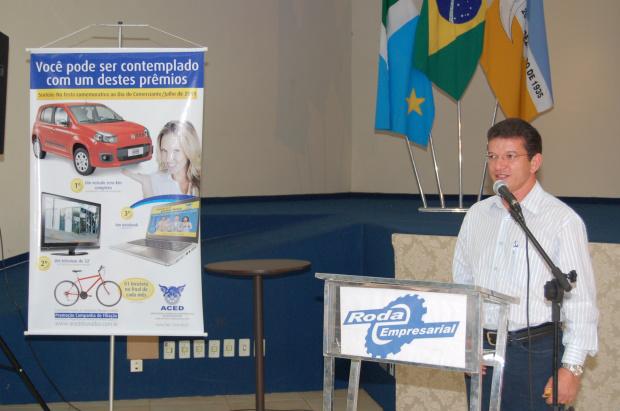 Freire foi convidado para concorrer na eleição dia 16 de abril - Crédito: Foto : Divulgação