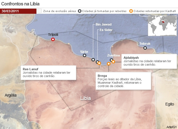 Governo da Líbia nega que chanceler tenha abandonado seu cargo -