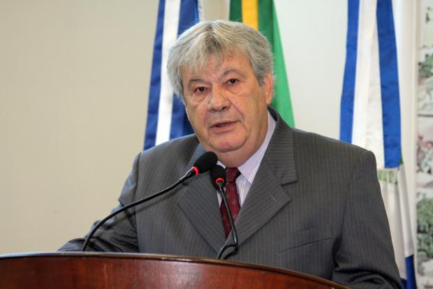Vereador Albino Mendes, do PR - Crédito: Foto : Divulgação