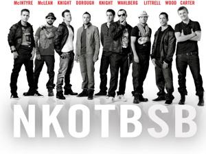 As bandas Backstreet Boys e New Kids On the Block  - Crédito: Foto: Divulgação