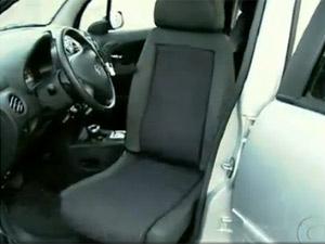 Carros adaptado para portador de deficiência física  - Crédito: Foto: Reprodução/TV Globo