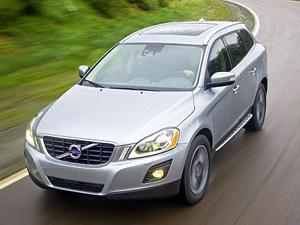 Volvo XC60 está entre os modelos da marca mais procurados no mundo - Crédito: Foto: Divulgação