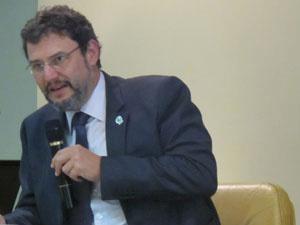 Marcos Jank, presidente da Unica  - Crédito: Foto: Darlan Alvarenga/G1