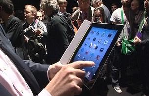 Brasil já pode receber iPad 2, à venda nos EUA desde 11 de março - Crédito: Foto: Reprodução/BBC