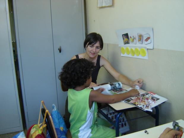 Crianças recebem atenção especial de professores de apoio - Crédito: Foto: Divulgação