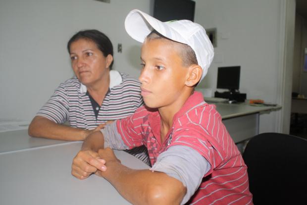 Xaropinho participa de teste nesse final de semana no CT do Santos em São Paulo - Crédito: Foto: Hédio Fazan/PROGRESSO