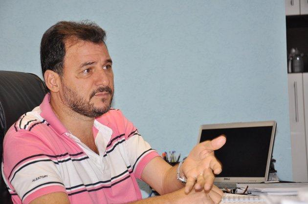 Waldeli dos Santos Rosa foi prefeito por dois mandato e presidente da Assomasul - Crédito: Foto : Divulgação
