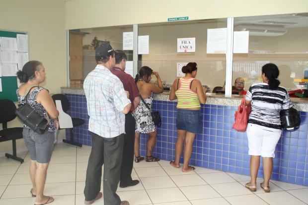 Maioria dos eleitores busca os cartórios para justificar a falta nas eleições suplementares - Crédito: Foto: Hédio Fazan/PROGRESSO