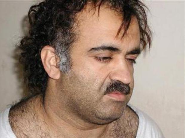 Khalid Sheikh Mohammed em foto de arquivo - Crédito: Foto: Reuters