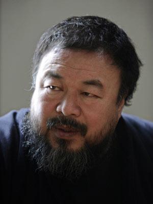 Ai Weiwei em foto de 1º de março, em Pequim  - Crédito: Foto: Grace Liang/Reuters