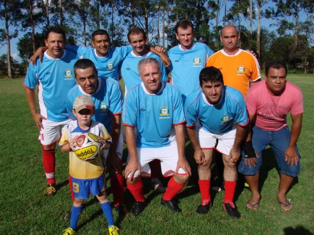 Veteranos começam a disputar a fase eliminatória - Crédito: Foto: Divulgação