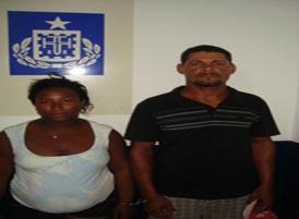 Traficantes são presos em flagrantes na Bahia  - Crédito: Foto: Divulgação/Polícia Civil