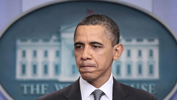 O presidente dos EUA, Barack Obama, fala sobre orçamento nesta terça-feira - Crédito: Foto: AP