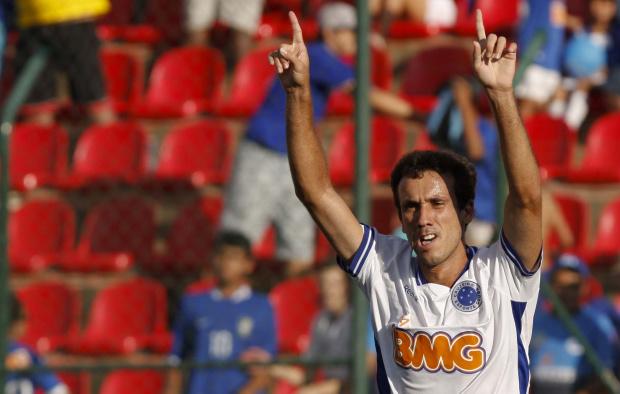 Thiago Ribeiro ganha destaque na Conmebol pelo desempenho na Libertadores -