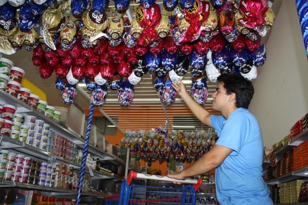 Dourados movimenta R$ 2,2 milhões na Páscoa - Crédito: Foto : Hedio Fazan/PROGRESSO