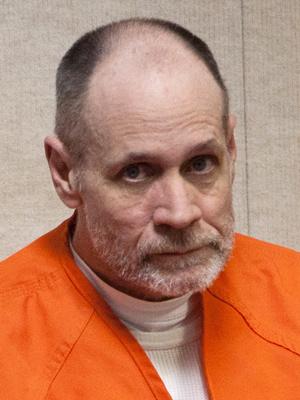 Phillip Garrido no tribunal nesta quinta-feira - Crédito: Foto: AP