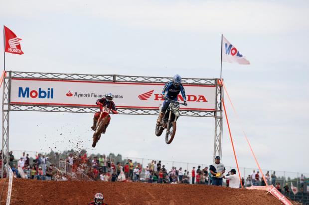 Paulínia sediará segunda etapa da Superliga Brasil de Motocross -