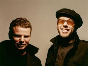 A dupla inglesa Chemical Brothers  - Crédito: Foto: Divulgação/Myspace do artista