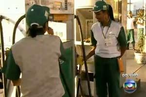 No Rio Grande do Sul paridade da gasolina com o  etanol chegou a 100% - Crédito: Foto: Reprodução/TV Globo