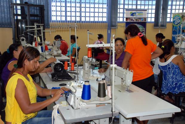 Cursos capacitam mão de obra para diferentes setores na capital - Crédito: Foto : Divulgação