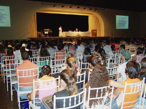 Em edições anteriores, ato ecumênico reuniu grande número de pessoas -