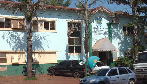 Prédio em área nobre de Dourados abriga 380 presos em regime semiaberto - Crédito: Foto : Arquivo/PROGRESSO