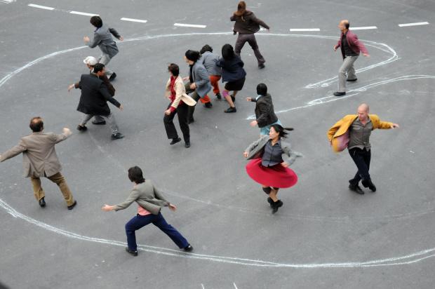 """""""Dança em Foco"""" que acontece em maio na Capital - Crédito: Foto : Divulgação"""