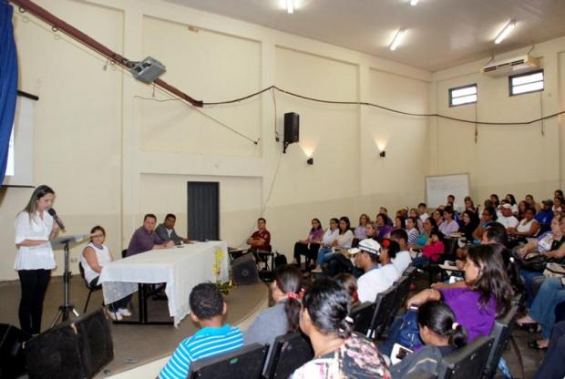 Seminário está sendo realizado na Universidade Estadual de MS - Crédito: Foto : Queila Cuer