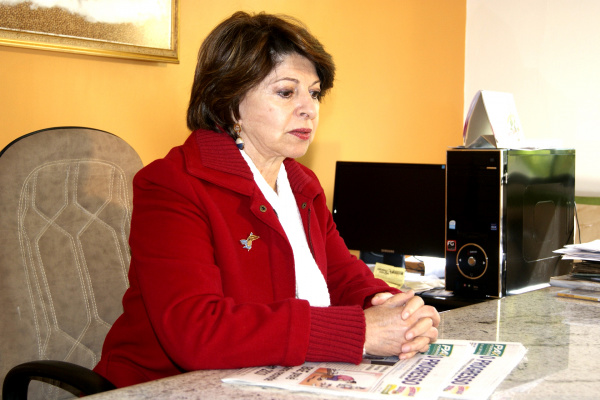 Marisa Serrano demonstrou interesse pela vaga no TCE - Crédito: Foto : Divulgação