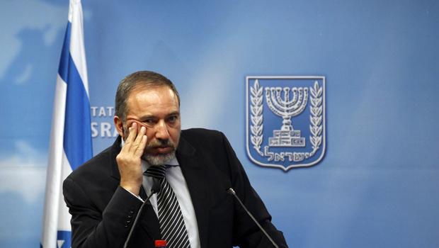 O ministro de Relações Exteriores de Israel, Avidor Lieberman - Crédito: Foto: AP