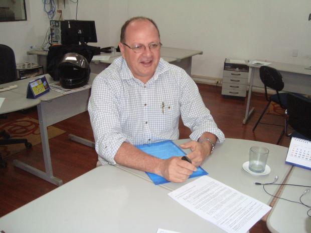 Betoni faz diagnóstico da Educação Infantil em Dourados - Crédito: Foto: Cido Costa