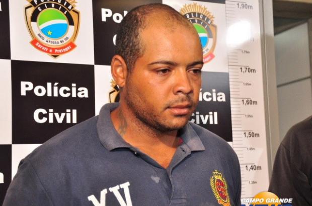Acusado acumula outros crimes, um deles teria vitimado a própria namorada - Crédito: Foto: João Corrigó/CG News