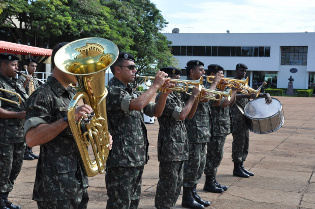 Semana alusiva à Semana do Exército começa hoje e vai até domingo em Dourados - Crédito: Foto: Divulgação