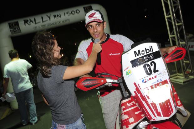 Dário Júlio disputa a 14ª edição do Rally Cross-Country RN1500 -
