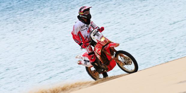 Dário Júlio, piloto oficial da Equipe Honda Mobil - Crédito: Foto: Donizetti Castilho/VIPCOMM