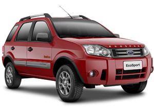Ford EcoSport FreeStyle 2012 - Crédito: Foto: Divulgação