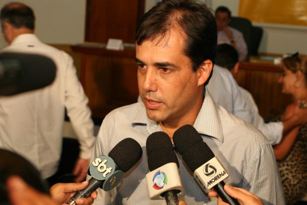Prefeito Wilian de Brito diz que já recebeu convites de vários partidos - Crédito: Foto : Chico Ribeiro